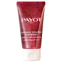 PAYOT PAYOT Гоммаж для лица с косточками малины GOMMAGE DOUCEUR FRAMBOISE 50 мл недорого