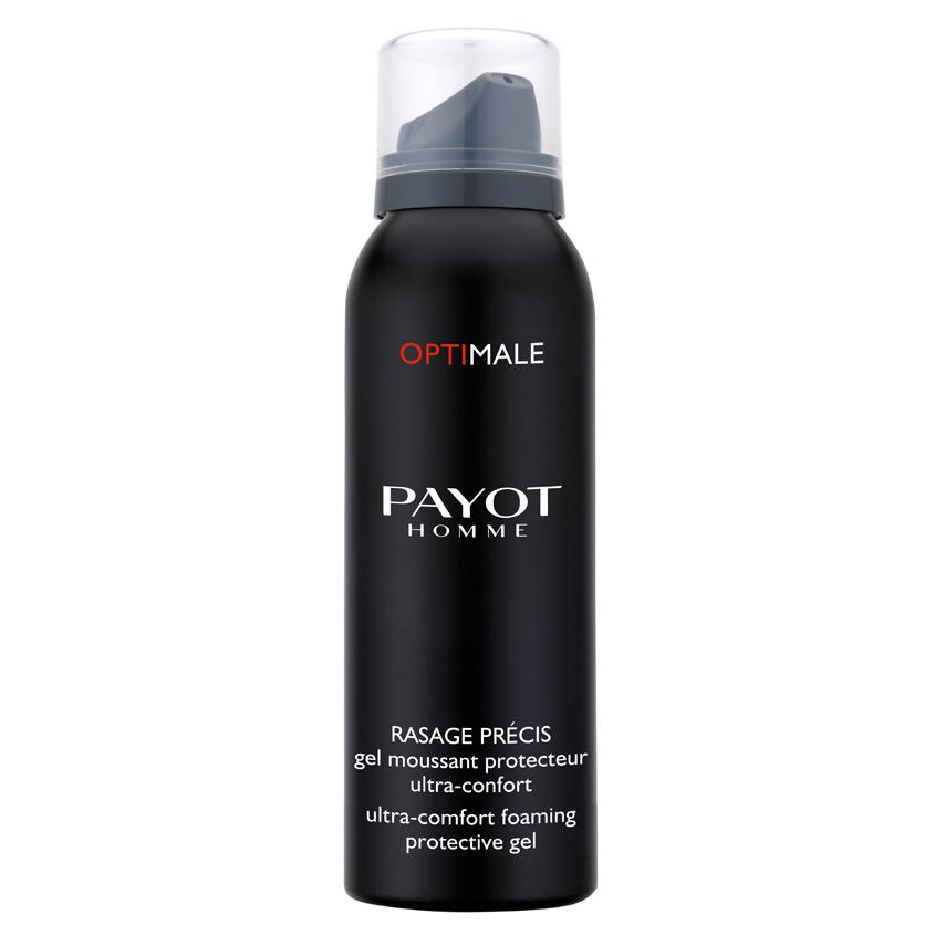 PAYOT Гель мужской пенящийся для ультра-комфортного бритья