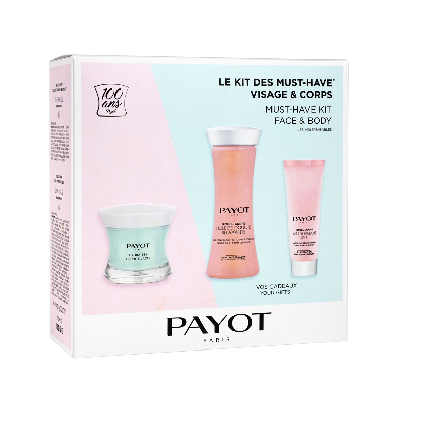 PAYOT Набор MUST-HAVE KIT FACE&BODY