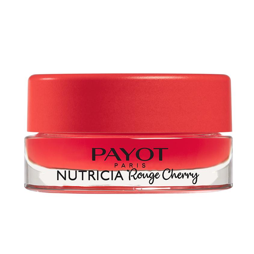 PAYOT Бальзам для губ питательный восстанавливающий Nutricia Rouge Cherry