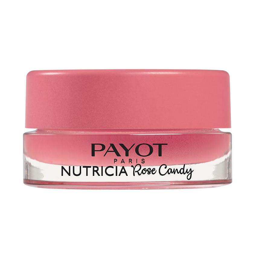 PAYOT Бальзам для губ питательный восстанавливающий Nutricia Rose Candy
