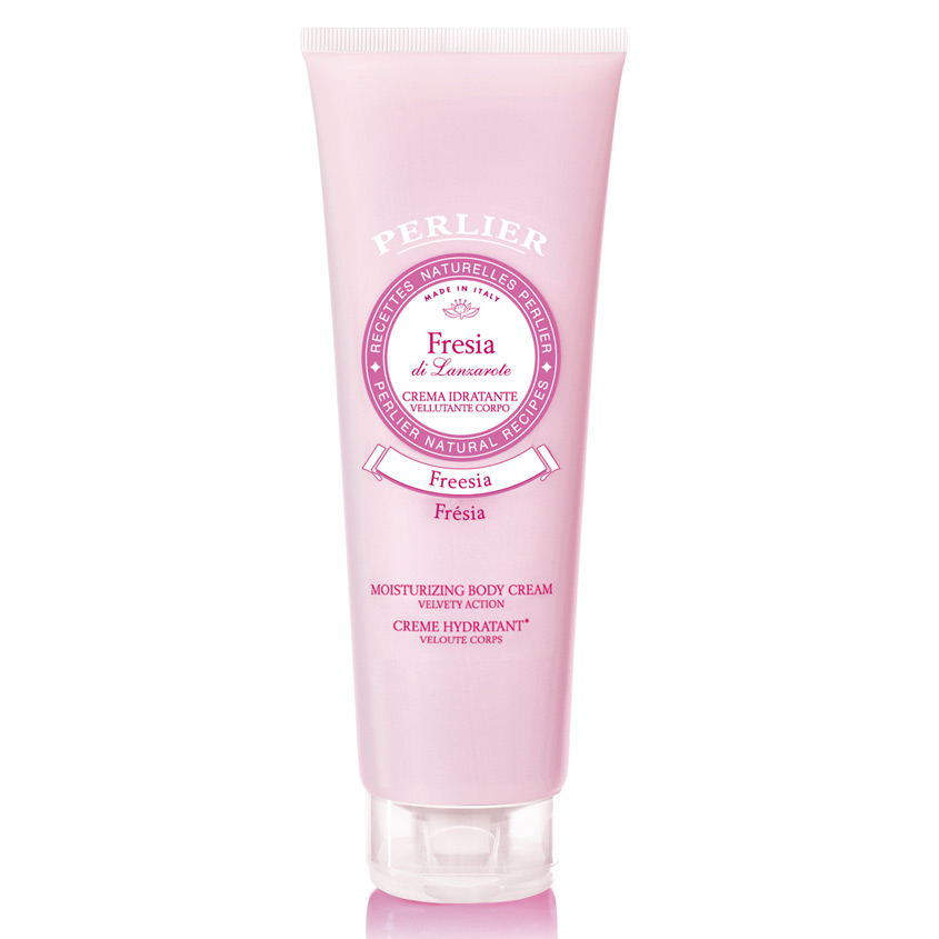 PERLIER Увлажняющий крем для тела Fresia Moisturizing body cream