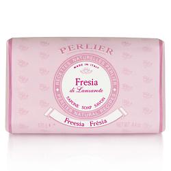 PERLIER Мыло для рук Fresia 125 г
