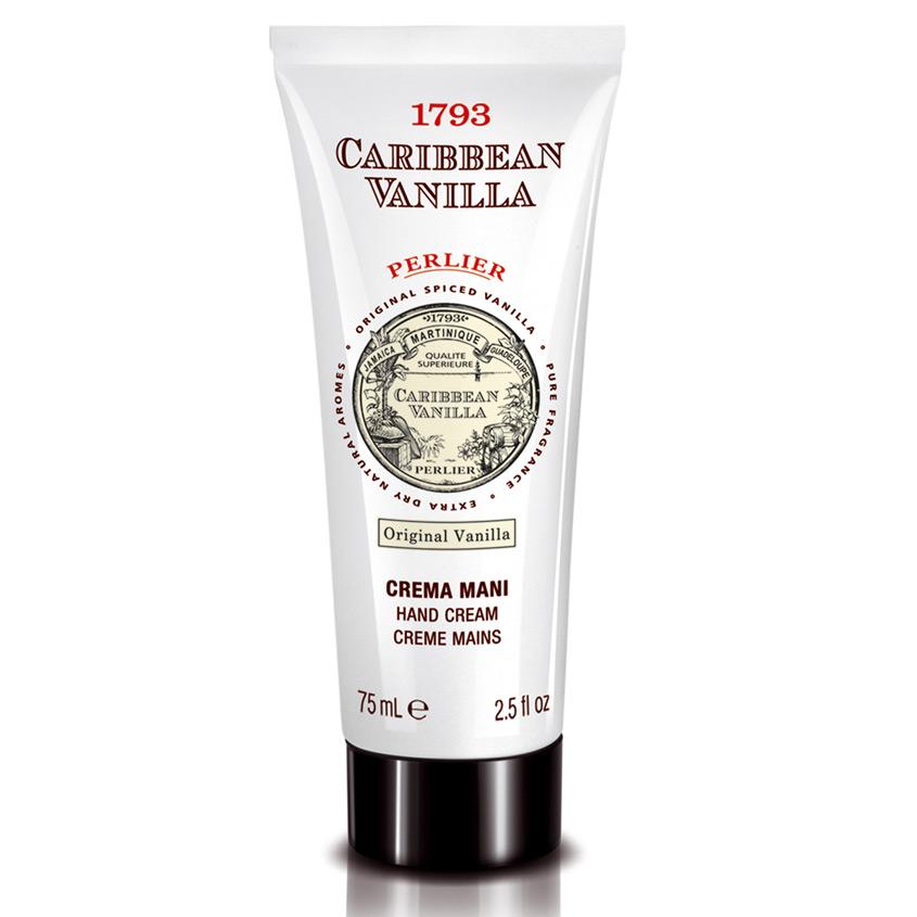 PERLIER Крем для рук Caribbean Vanilla