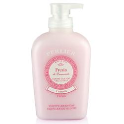 PERLIER ����������� ������ ���� Fresia Velvety Liquid Soap 300 ��