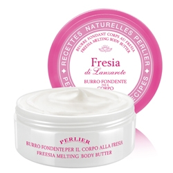 Купить PERLIER Тающее масло для тела Fresia Melting Body Butter 200 мл