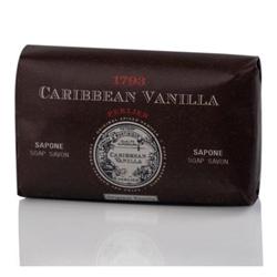PERLIER Мыло Caribbean Vanilla 125 г