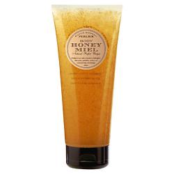 PERLIER Медовый скраб для ванны и душа Honey Miel 250 мл