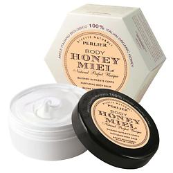 PERLIER PERLIER Питательный бальзам для тела Honey Miel 250 мл нивея бальзам для тела sos восстанавливающий 250 мл 1118254