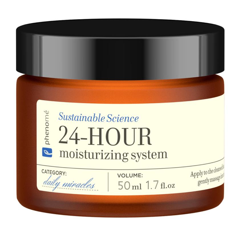 Купить PHENOME Крем для лица увлажняющий для нормальной и чувствительной кожи 24-HOUR