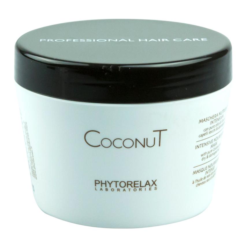 Купить PHYTORELAX Маска для волос питательная с кокосовым маслом