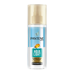 PANTENE Спрей Мгновенное питание без утяжеления Aqua Light 150 мл