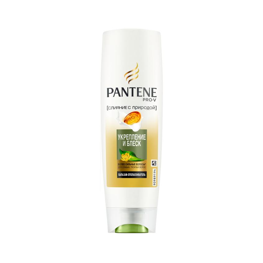 PANTENE Бальзам-ополаскиватель для тонких и ослабленных волос Слияние с природой фото