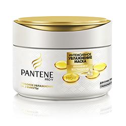 PANTENE Маска для волос Увлажнение и Восстановление 200 мл