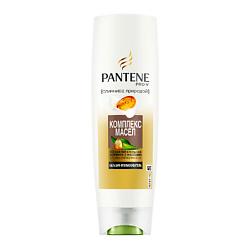 PANTENE PANTENE Бальзам-ополаскиватель Слияние с природой Комплекс масел 200 мл pantene бальзам ополаскиватель слияние с