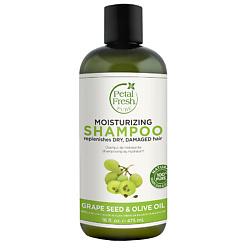 PETAL FRESH PETAL FRESH Шампунь для волос с семенами винограда и маслом оливы 475 мл beauty image баночка с воском с маслом оливы 800гр