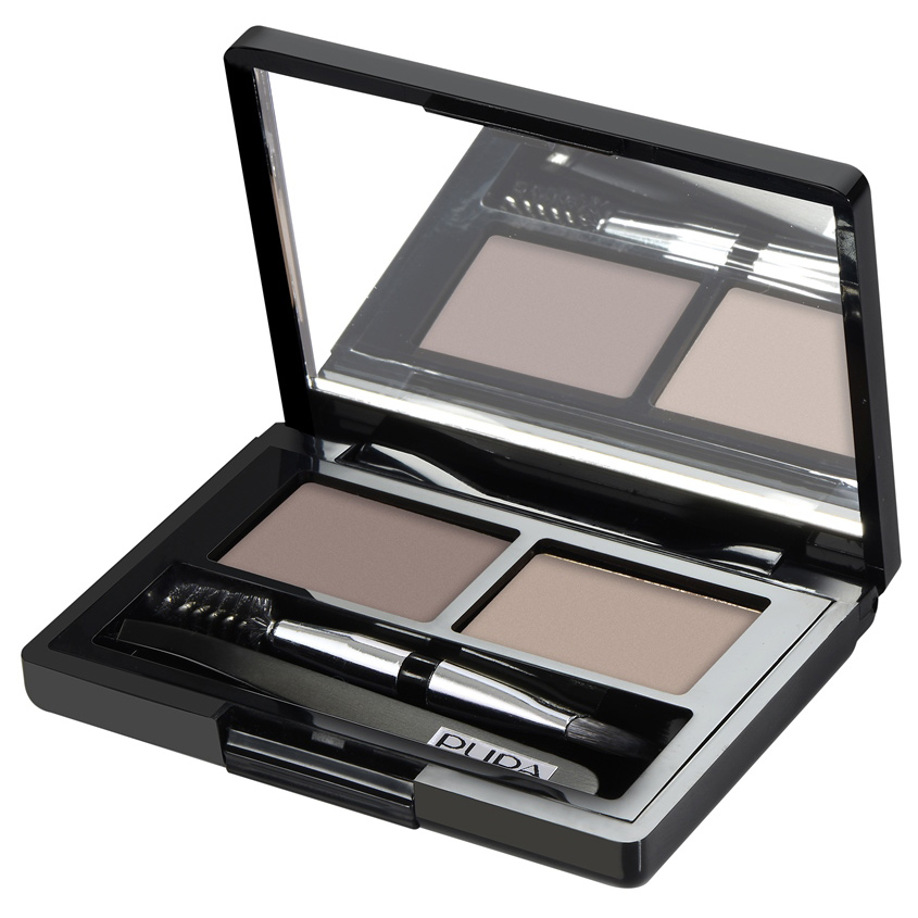 PUPA Набор для бровей EYEBROW SET
