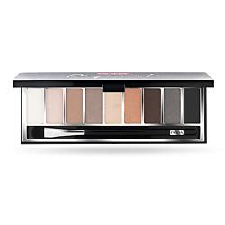 PUPA Косметический набор теней PUPART Eyeshadow Palette № 05 Гламурные оттенки