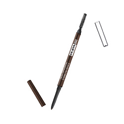 PUPA Карандаш для бровей HIGH DEFINITION EYEBROW PENCIL № 002 Коричневый карандаш для бровей lumene nordic chic extreme precision eyebrow pencil 4 цвет 4 коричневый variant hex name 271c1a