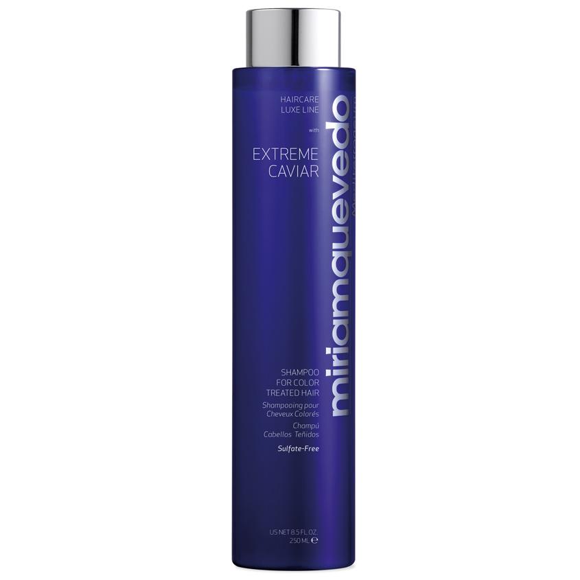 Купить MIRIAM QUEVEDO Шампунь для окрашенных волос с экстрактом черной икры Extreme Caviar Shampoo for Color Treated Hair
