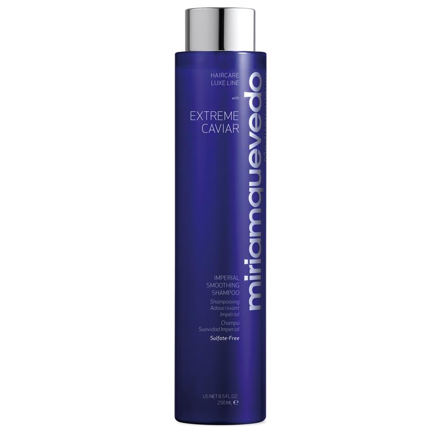 MIRIAM QUEVEDO Шампунь для безупречной гладкости волос с экстрактом черной икры Extreme Caviar Imperial Smoothing Shampoo.