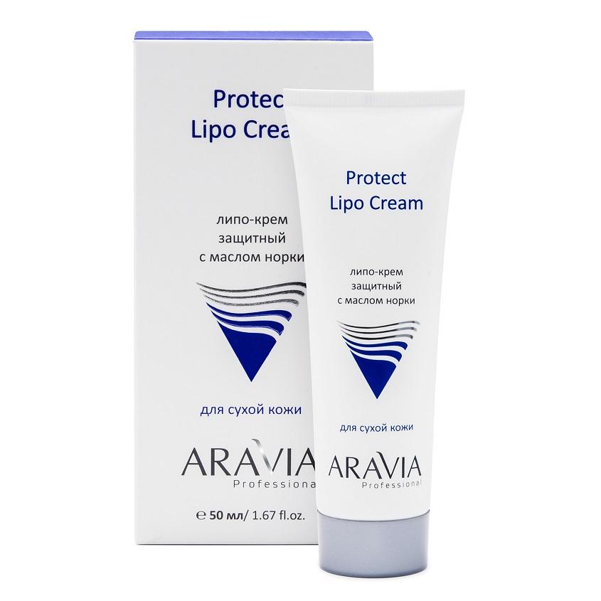 ARAVIA PROFESSIONAL Липо-крем защитный с маслом норки Protect Lipo Cream