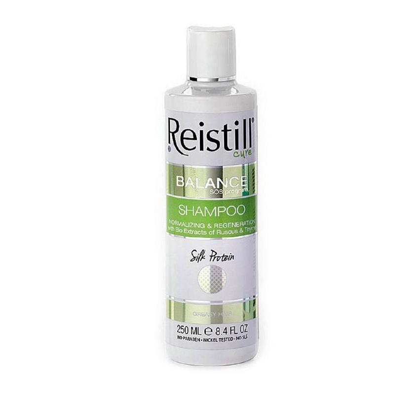 REISTILL Шампунь себорегулирующий нормализующий для жирных волос
