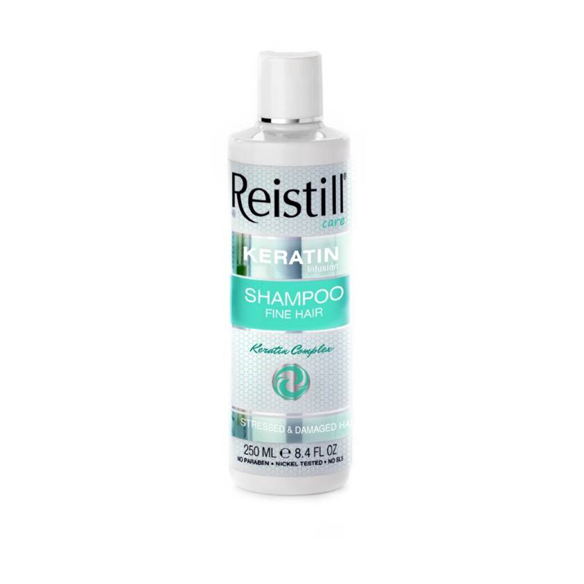 REISTILL Восстанавливающий шампунь с кератином для тонких волос фото