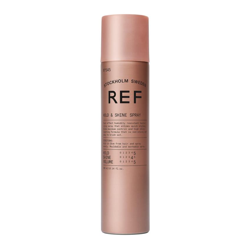 Купить REF HAIR CARE Лак для укладки и блеска волос текстурирующий максимальный контроль №545