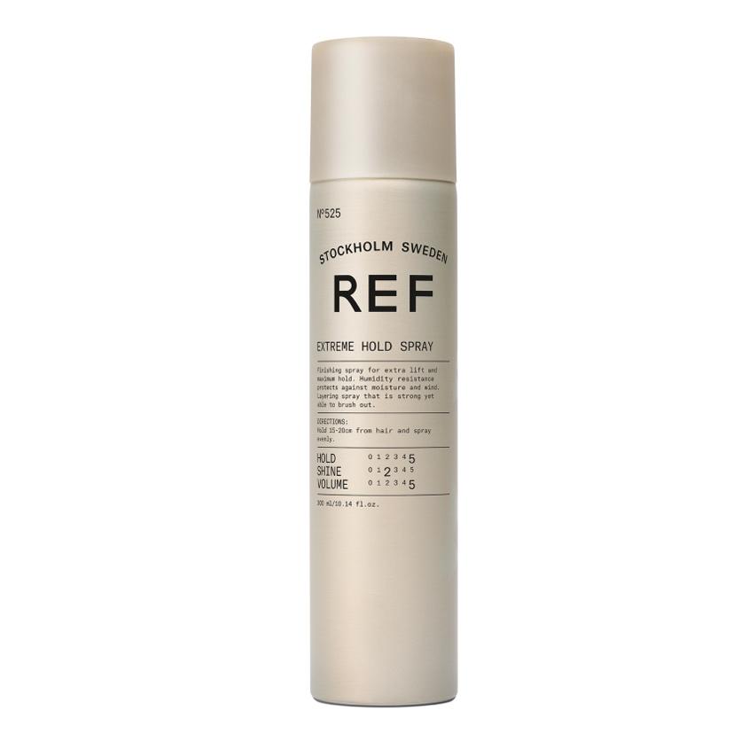 REF HAIR CARE Лак для волос финишный экстра-фиксация №525