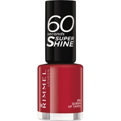RIMMEL Лак для ногтей 60 Seconds № 500 Caramel Cupcake