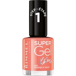 RIMMEL Лак для ногтей Super Gel № 011