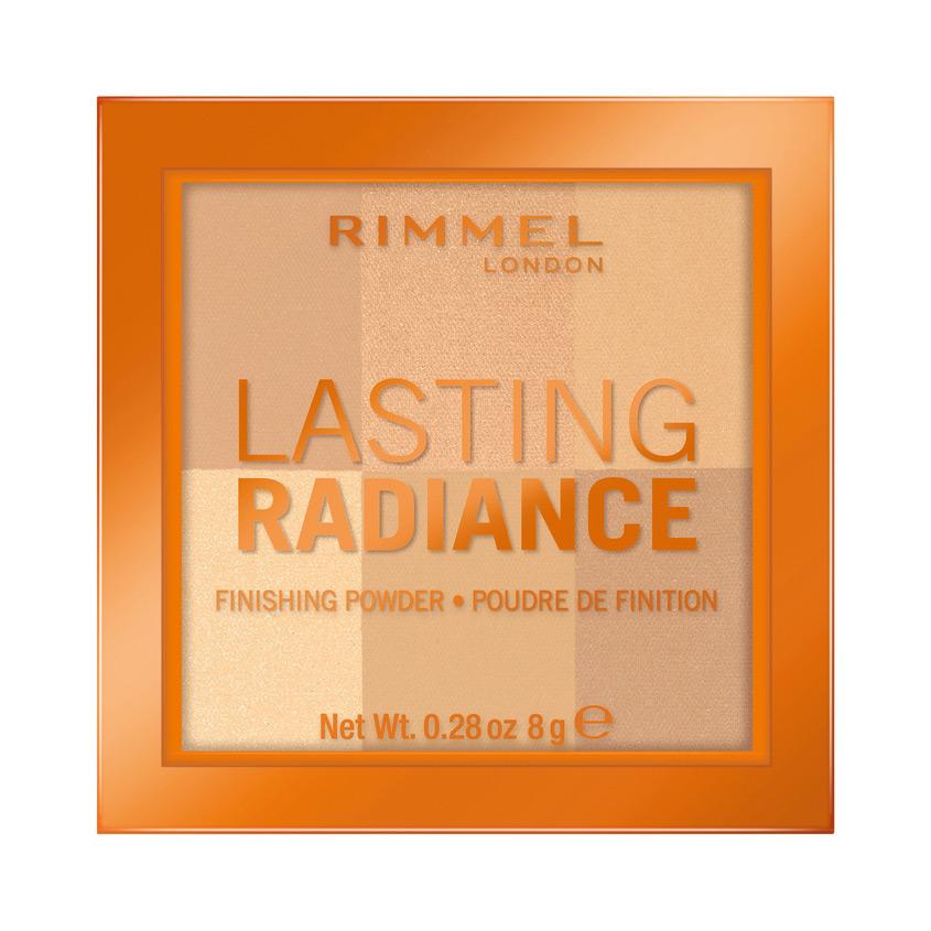 RIMMEL Пудра Lasting Radiance