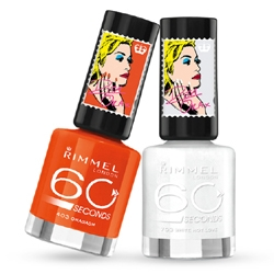 RIMMEL Лак для ногтей 60 Seconds Rita Ora № 873 rita ora copenhagen