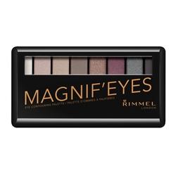 RIMMEL Палетка теней для век Magnif'eyes № 001 sephora vintage filter палетка теней vintage filter палетка теней