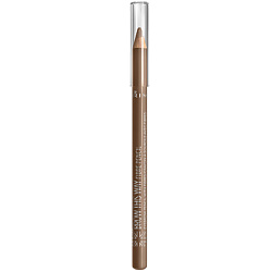 RIMMEL RIMMEL Карандаш для бровей Brow This Way № 002 Medium Brown карандаш для бровей touch in sol brow expert bar 2 цвет 02 brownie brown variant hex name 2c1a0c