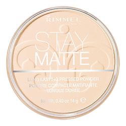 Купить RIMMEL Матирующая пудра для лица Stay Matt № 003 Peach Glow