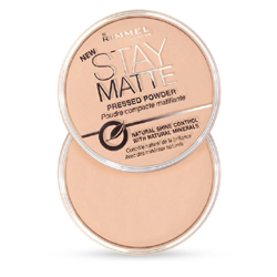 RIMMEL Матирующая пудра для лица Stay Matt № 006 Champagne