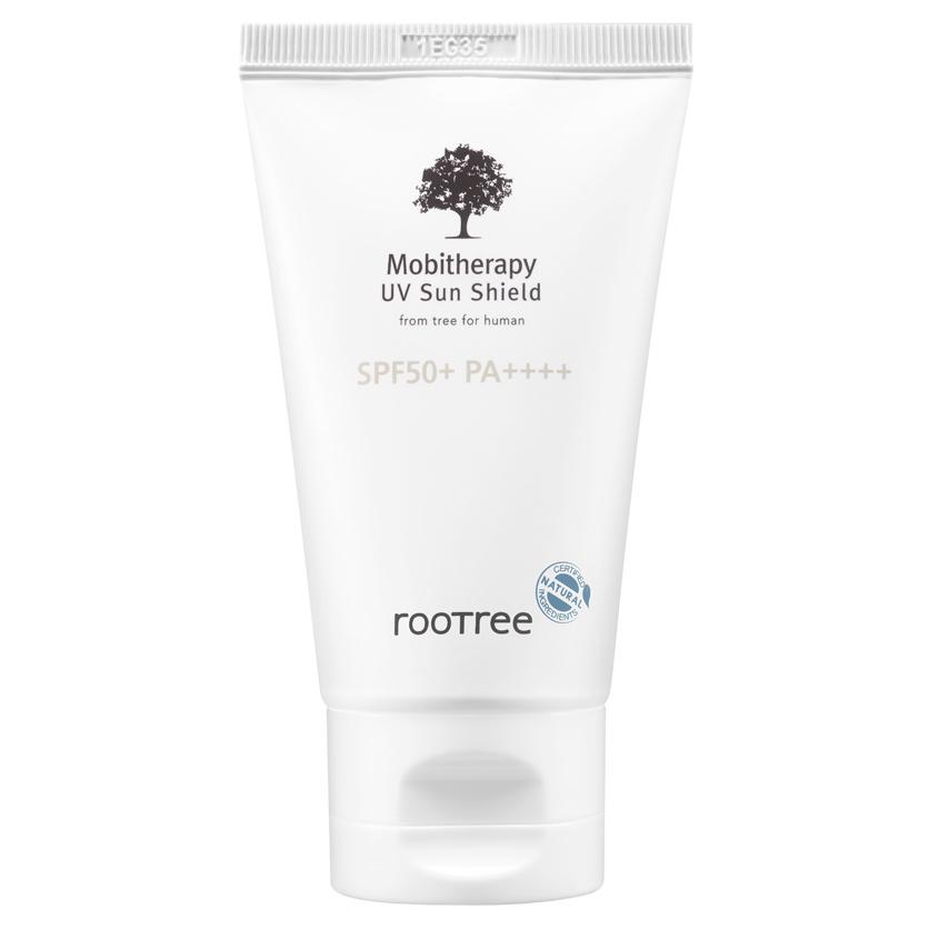 ROOTREE Солнцезащитный крем для лица SPF 50 / PA++++