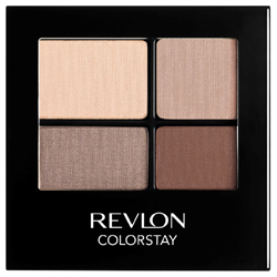 REVLON Четырехцветная палетка теней для век ColorStay 16H № 555 Moonlit