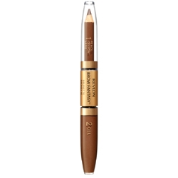 REVLON Карандаш и гель для бровей Brow Fantasy № 106 DARK BROWN
