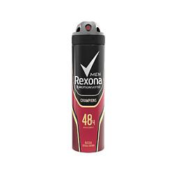 REXONA Антиперспирант спрей мужской CHAMPIONS 150 мл rexona rexona антиперспирант аэрозоль свежесть душа 150 мл