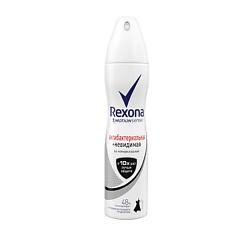 Купить REXONA Антиперспирант-спрей Антибактериальный и Невидимый на черном и белом 150 мл