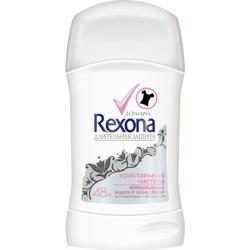 REXONA Антиперспирант-стик Кристальная чистота 40 мл