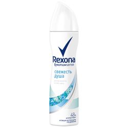 REXONA Антиперспирант-аэрозоль Свежесть душа 150 мл полироль пластика eltrans аэрозоль атлантическая свежесть 400 мл