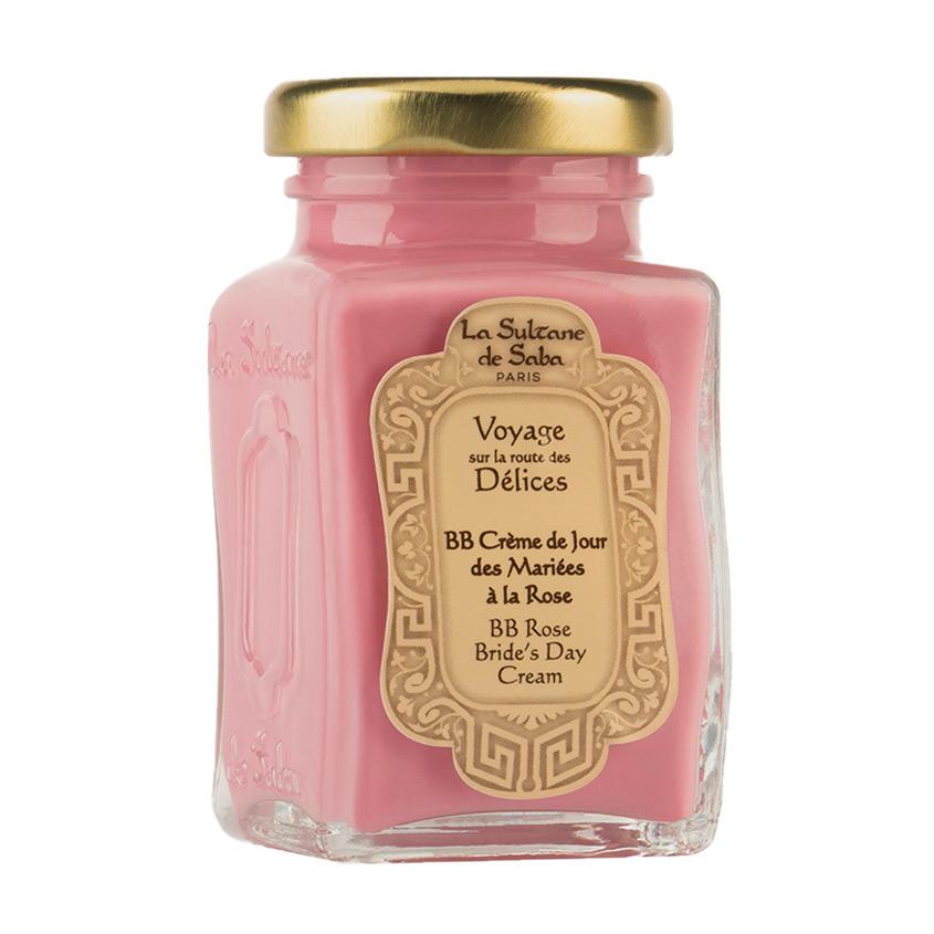LA SULTANE DE SABA Дневной BB-крем для лица с розой