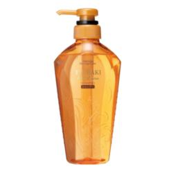 TSUBAKI Восстанавливающий шампунь для поврежденных волос с экстрактом масла камелии 330 мл (сменный блок)