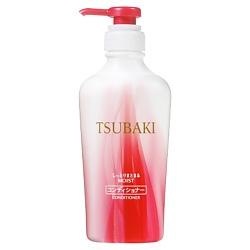 TSUBAKI Кондиционер для волос Увлажненные и послушные MOIST & MANAGEBLE 330 мл (сменный блок)
