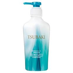 TSUBAKI Кондиционер для волос Гладкие и прямые SMOOTH & STRAIGHT 450 мл