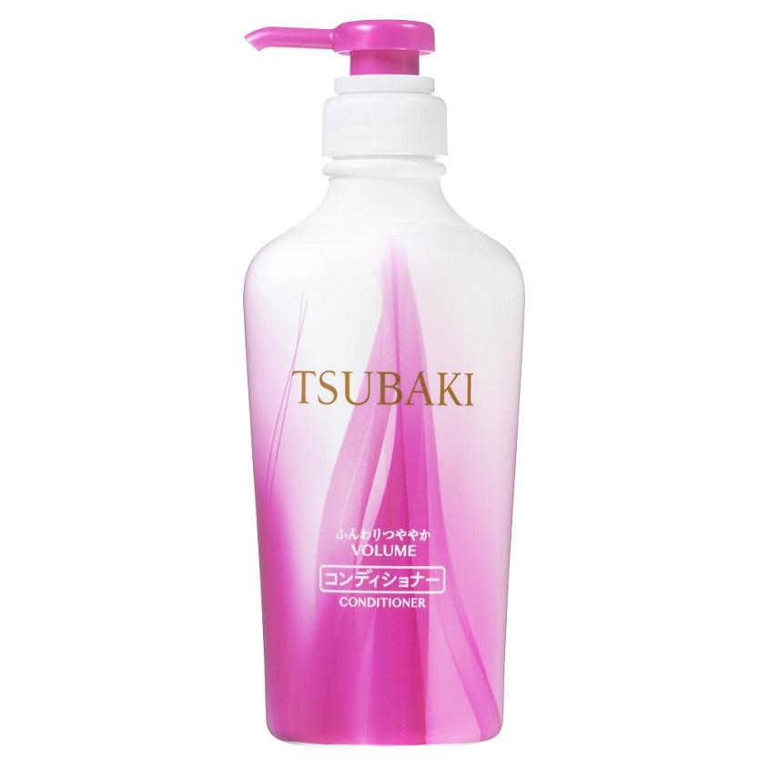 TSUBAKI Кондиционер для волос Объемные и блестящие VOLUME & SHINE